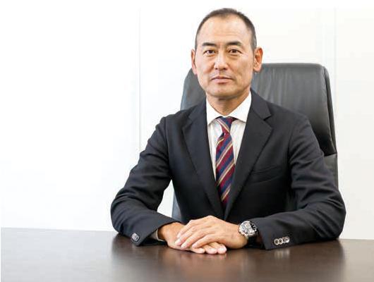 代表取締役社長 林 省三